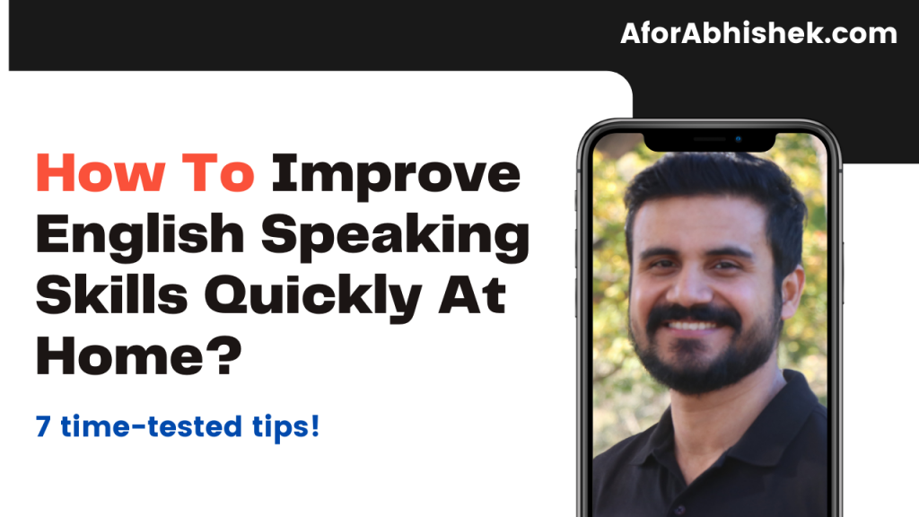 Sharpen English Speaking Skills QUICKLY: 7 Proven Tips!