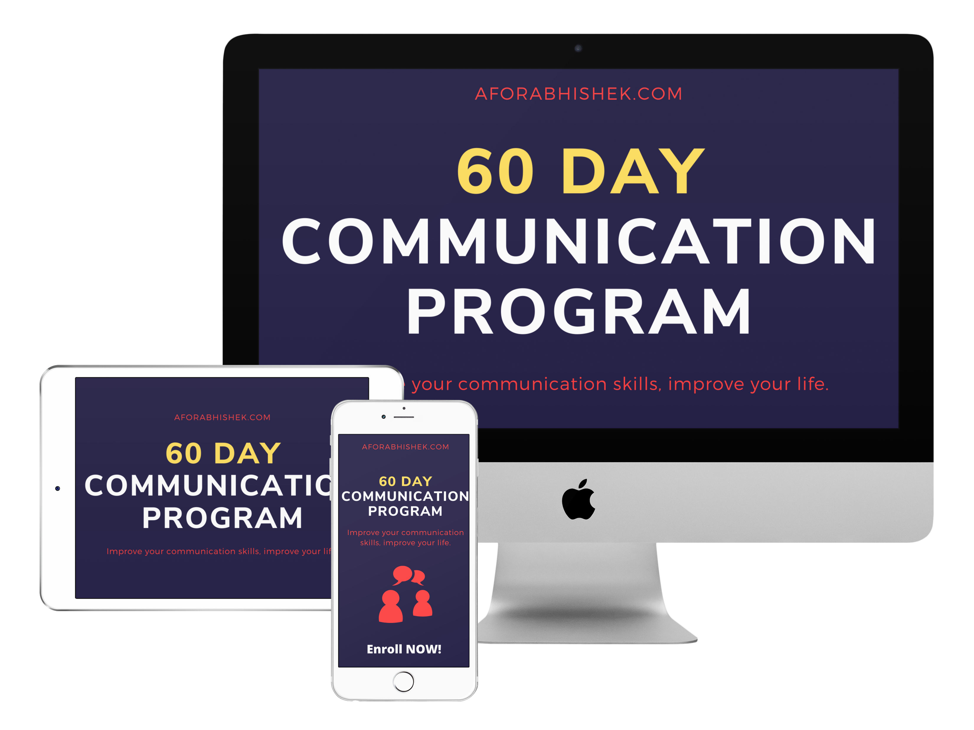 60 Days Communication Skills Course